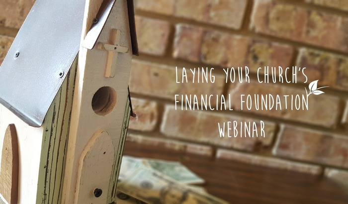 Financial Foundations Webinar