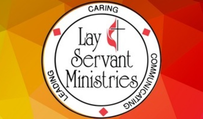 Lay Servant Ministries Graphic